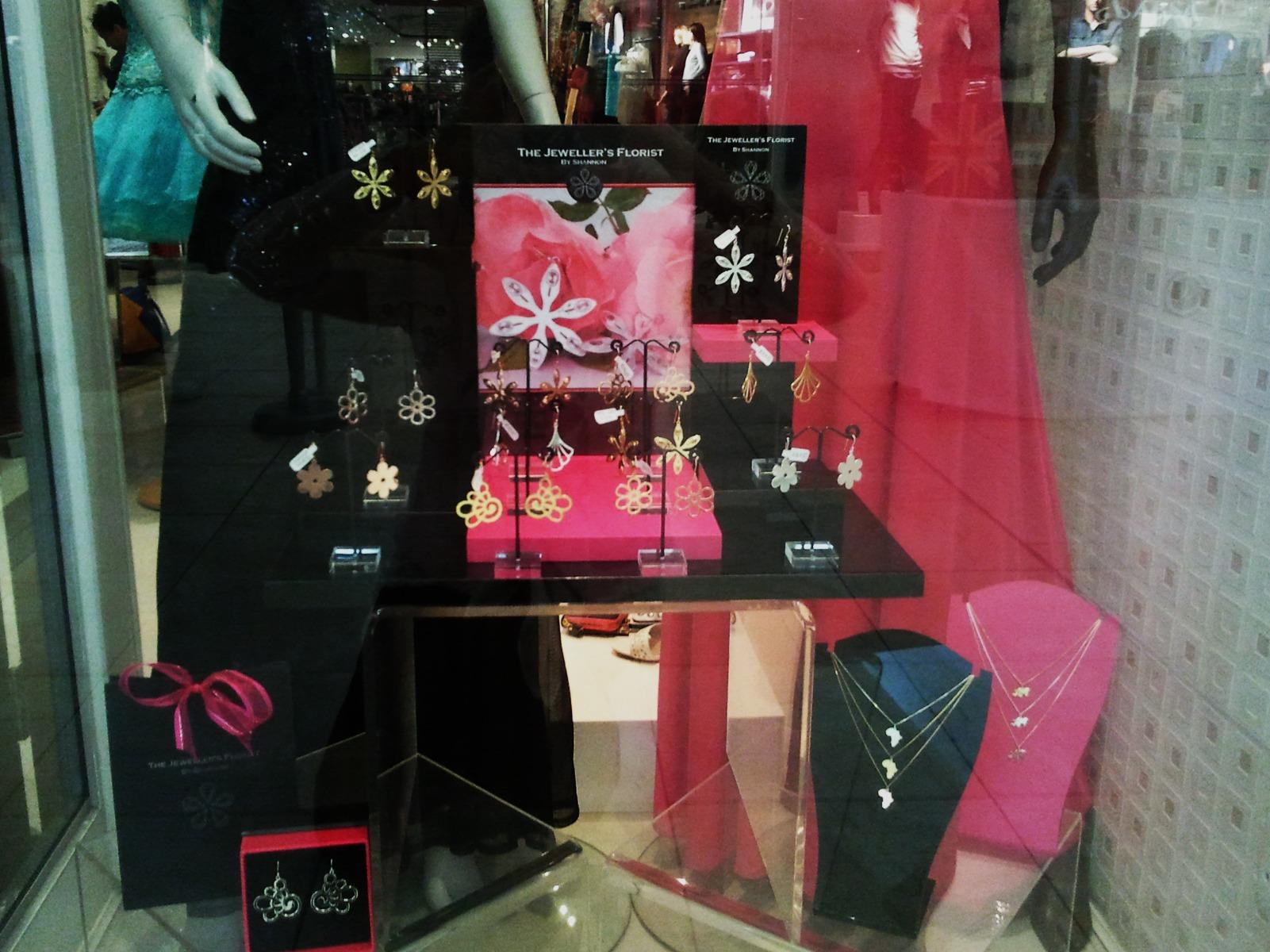 Jewellery on Display