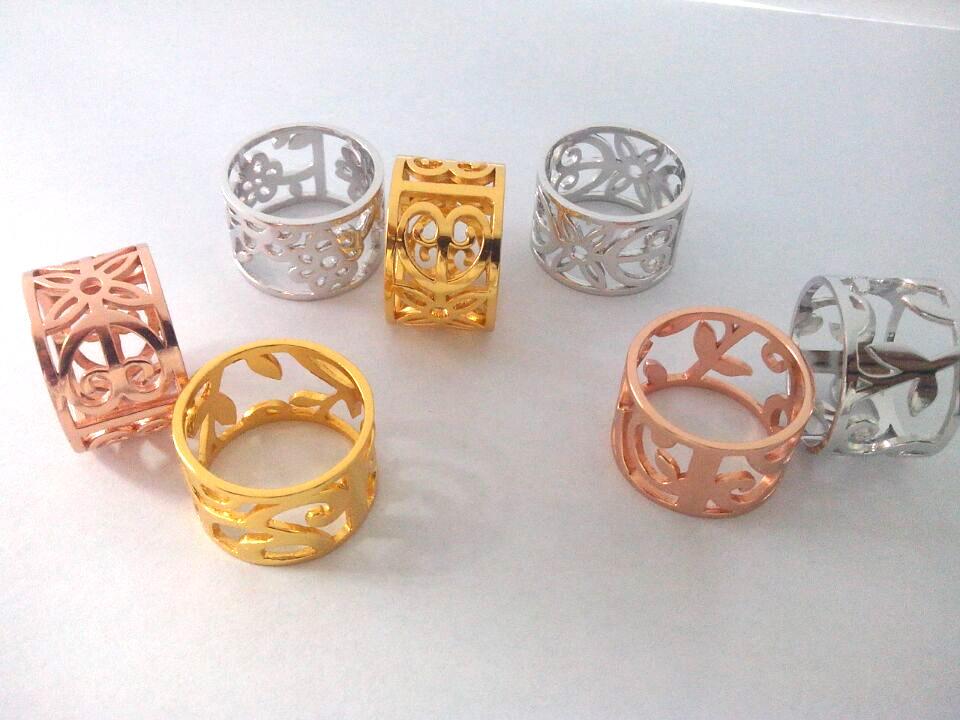 Blossom Rings