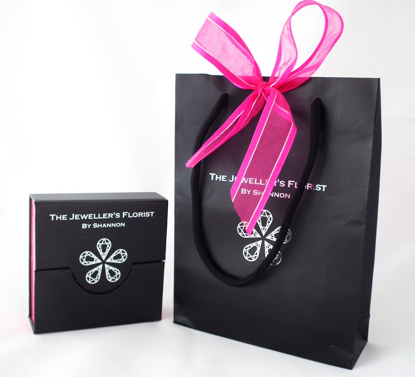 The Jeweller's Florist Packaging